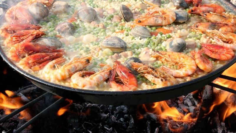 paella ricetta