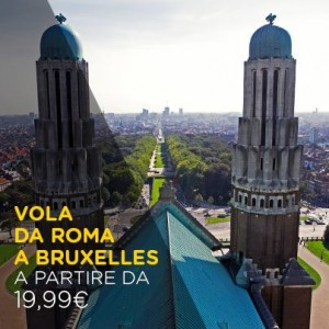 vueling roma bruxelles