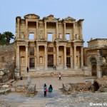 Crociera nelle Isole Greche: Efeso (Turchia) e Patmos (secondo giorno)