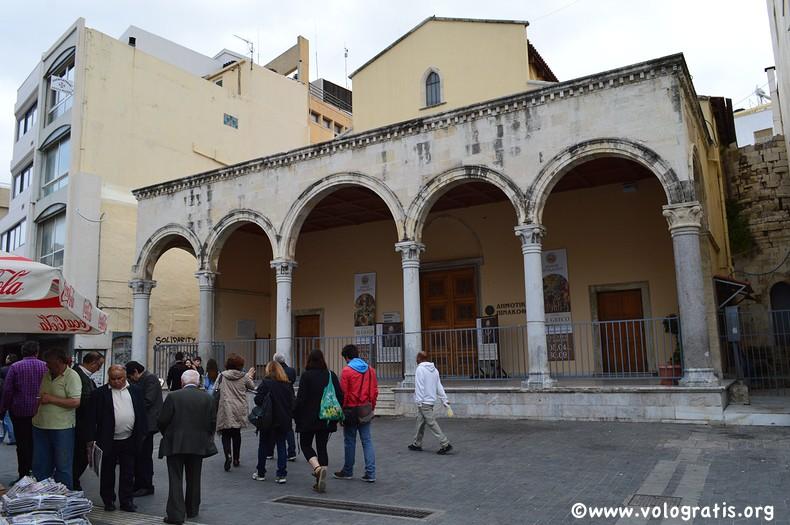 chiesa di san marco heraklyon creta