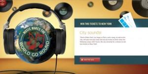 concorso klm voli per new york