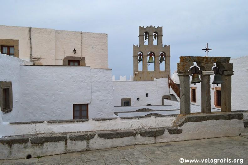 monastero san giovanni evangelista patmos