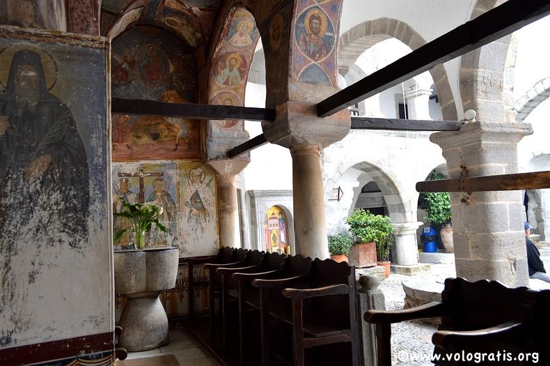 monastero san giovanni patmos