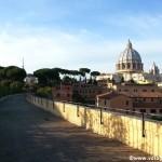La Passeggiata del Gelsomino a Roma