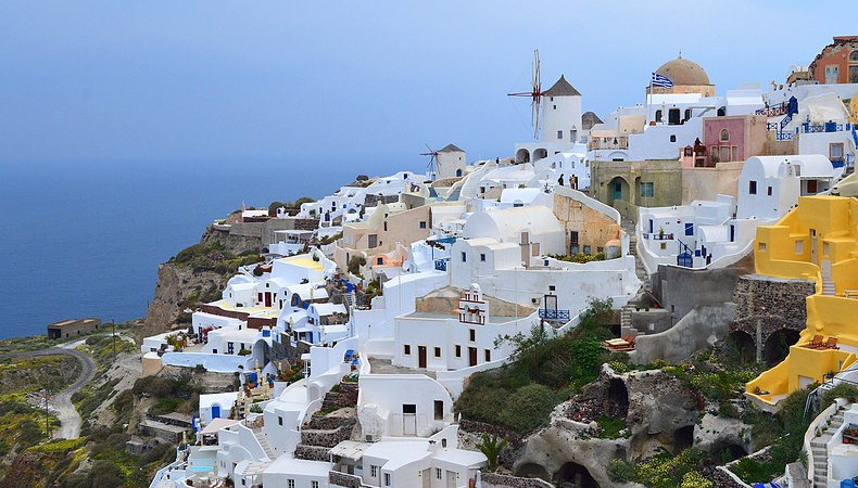 santorini isole greche