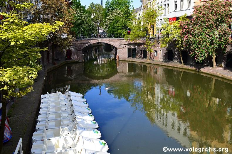 canal bike utrecht