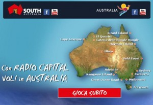 concorso radio capital australia
