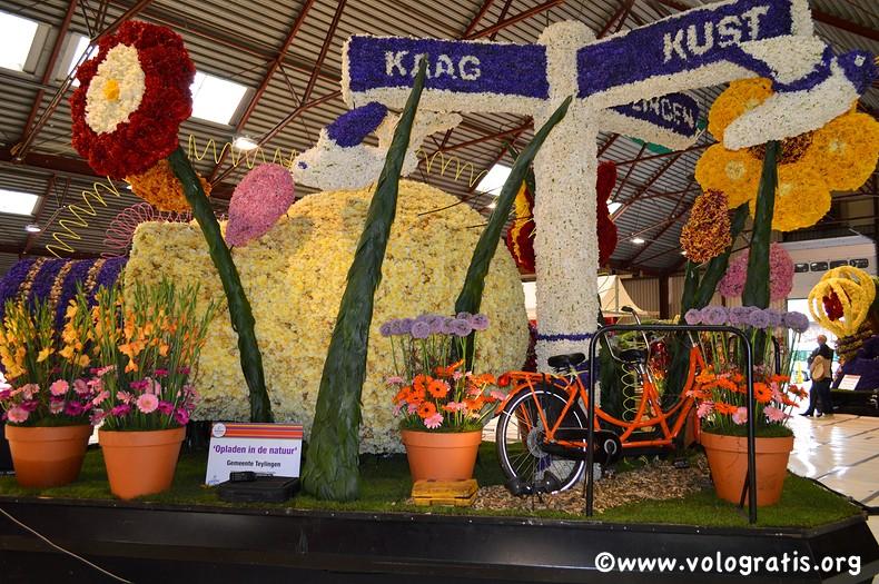 flowers parade olanda