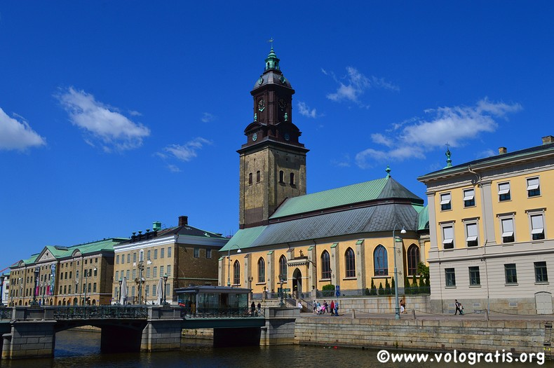 cosa visitare a goteborg tyska kyrkan