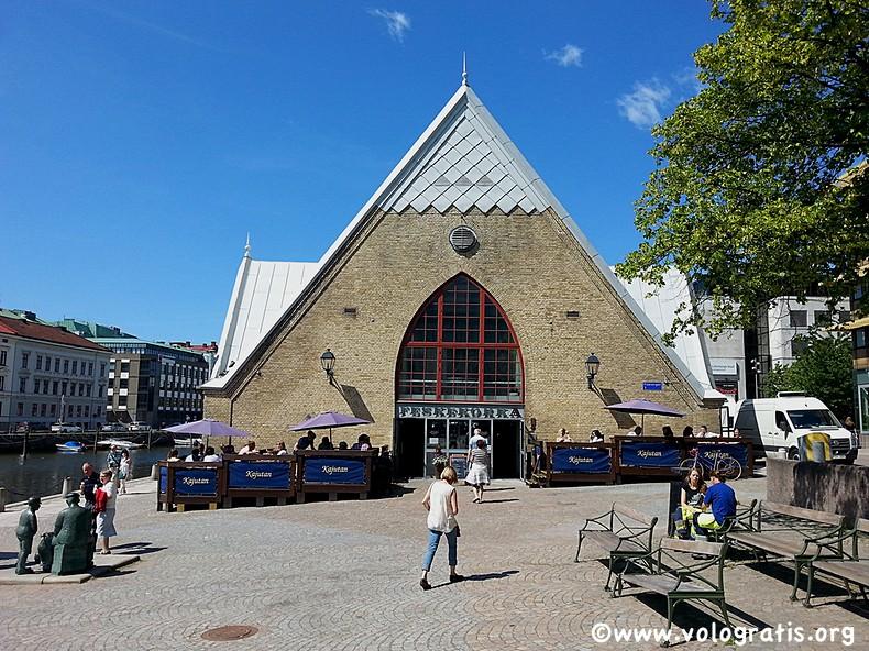 cosa visitare a goteborg chiesa del pesce