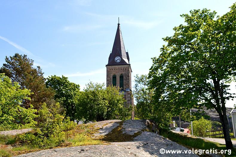 chiesa di fjallbacka