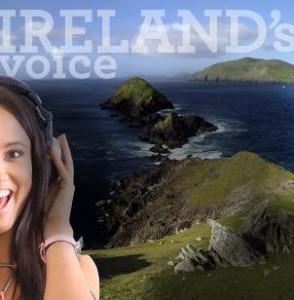 concorso ireland's voice