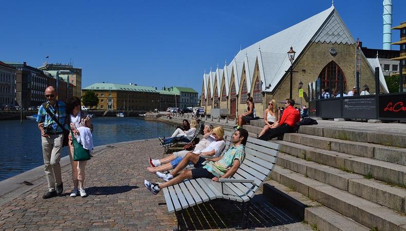 diario di viaggio a goteborg