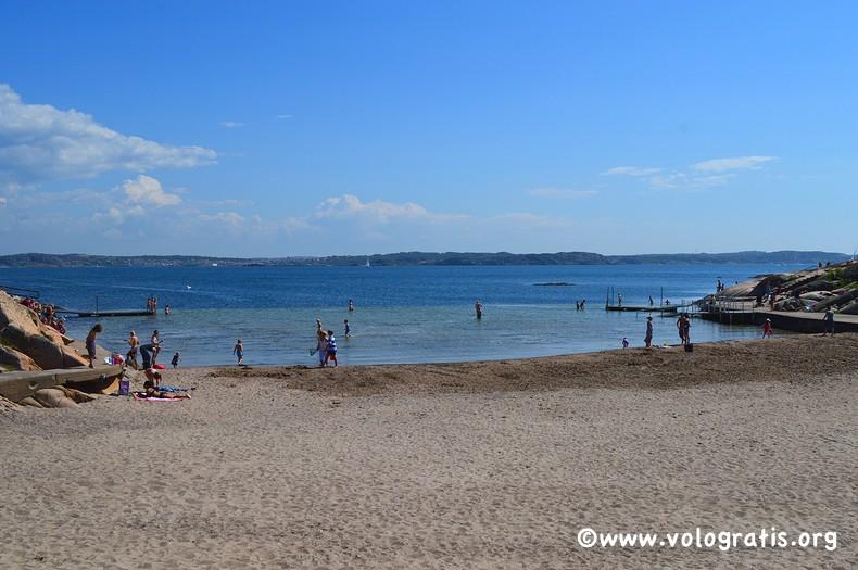 lysekil beach