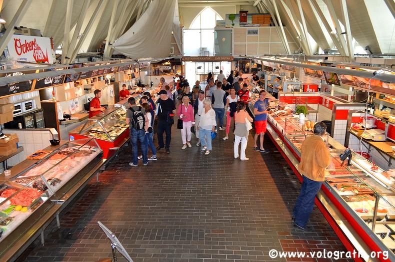 mercato del pesce goteborg