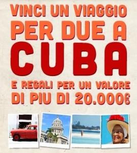 concorso bedycasa per vincere un viaggio a cuba