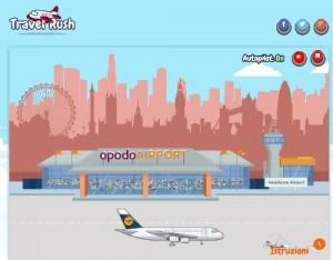 concorso opodo travel rush