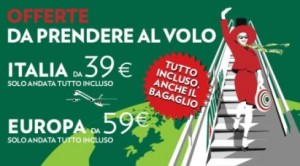 promozione alitalia europa e italia luglio 2014