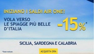 sconto air one