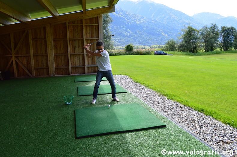 andrea petroni vologratis golf in carinzia