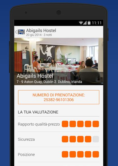 app hostelworld android 2014