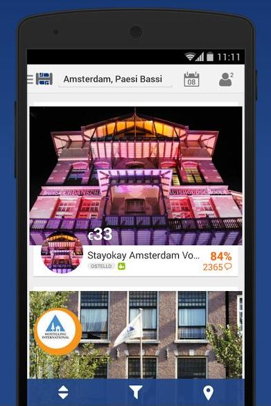 app hostelworld android