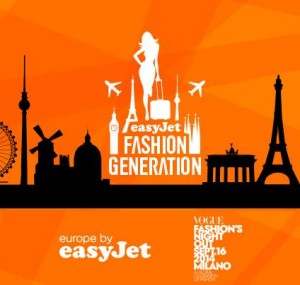concorso easyjet fashiongeneration