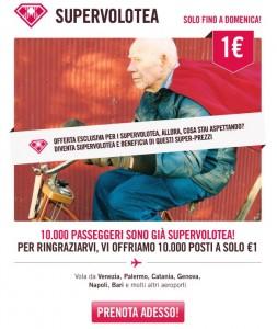 supervolotea 1 euro