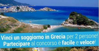 Concorso Visit Greece con in palio soggiorni in Grecia | VoloGratis.org