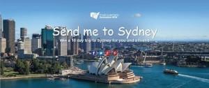 concorso per vincere un viaggio in australia