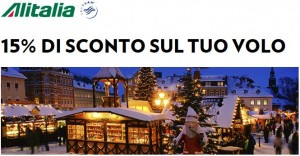 e-coupon alitalia