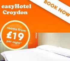easyhotel a londra