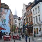A spasso tra i fumetti di Bruxelles