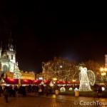 I mercatini di Natale di Praga