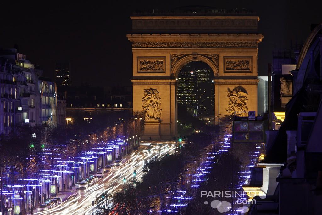 i mercatini di natale di parigi 2014