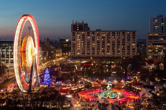 mercatini di natale berlino 2014