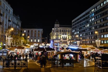 mercatini di natale di budapest 2
