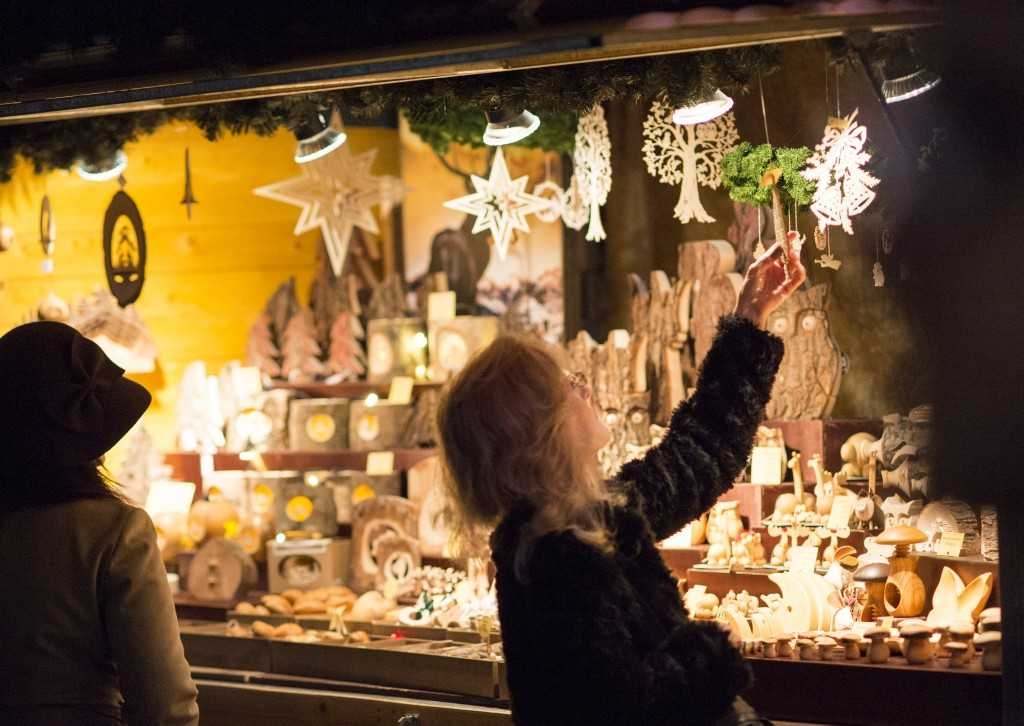 mercatini natale londra