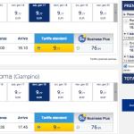 Voli Ryanair da € 9,77 tutto compreso