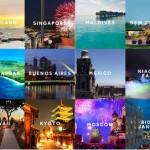 Concorso #bookingNYE, si vince un viaggio per Capodanno in qualsiasi parte del Mondo