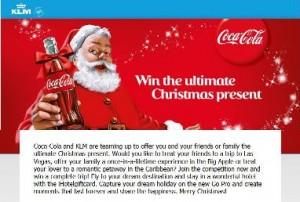 concorso coca-cola klm