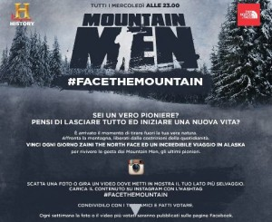 concorso the north face