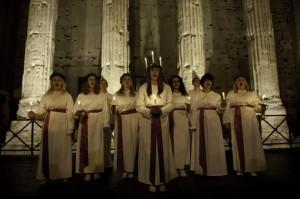 santa lucia svedese a roma e a milano