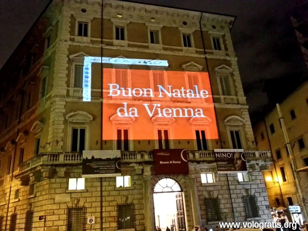 Vienna in rome a roma la magia dei mercatini di natale di for Mercatini antiquariato roma