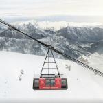 Concorso Airbnb per vincere una notte in cabinovia sulle Alpi Francesi a 2700 m di altitudine