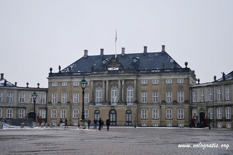 castello di amalienborg