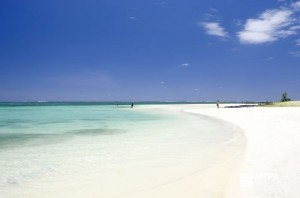 partenza per mauritius