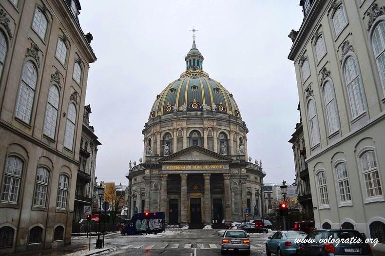 marmorkirche copenhagen