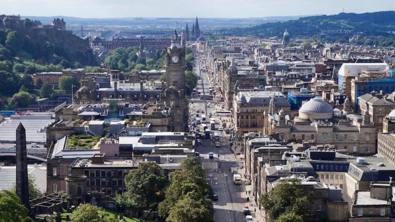 cosa vedere Edimburgo
