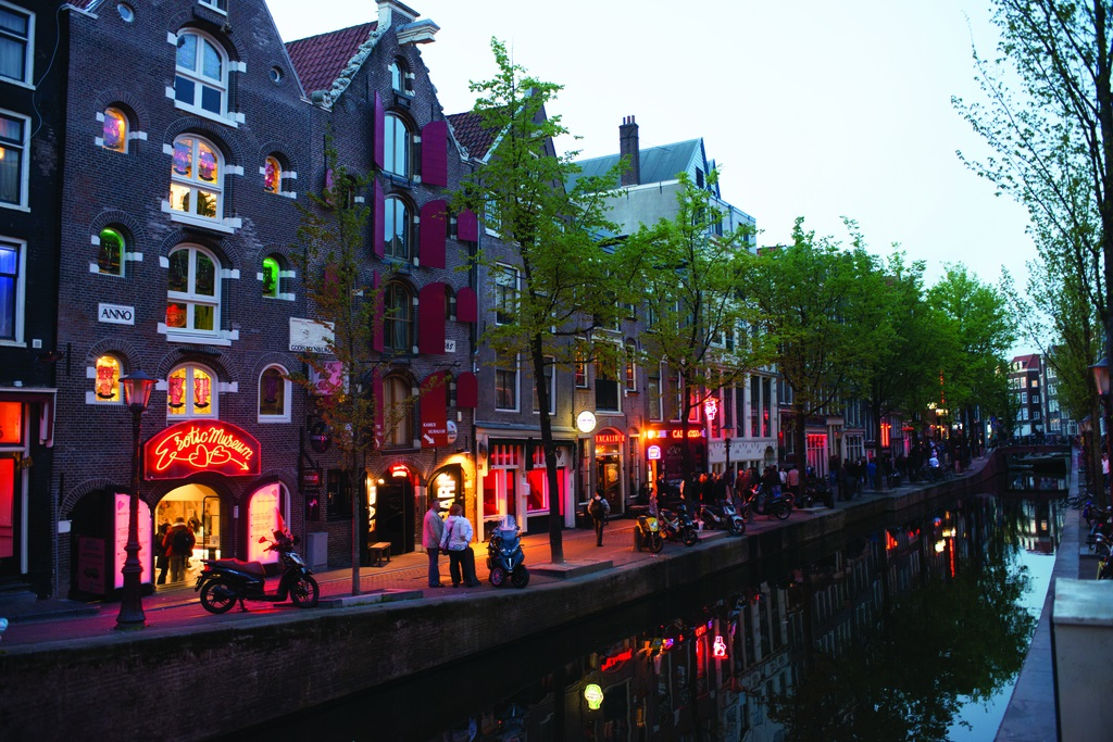 red light district da non perdere ad amsterdam